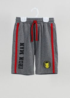 Licensed kids and adults apparel: กางเก�... newly released! check it out: http://charactersstudio.com/products/marvel-kid-shorts-iron-man-1?utm_campaign=social_autopilot&utm_source=pin&utm_medium=pin