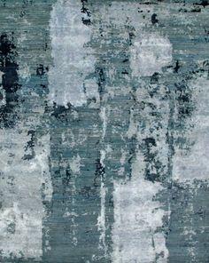 resizedpetrolbluewabisabi Jenny Jones, Wabi Sabi, Pattern Fashion, Rugs On Carpet, Design Trends, Blue Grey, Texture, Abstract, Instagram Posts