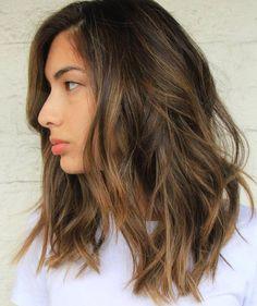 Highlights For Dark Brown Hair 2017 Trendy Hairstyles 2017 Highlighted Brown Hair