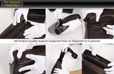 Slim Vintage Notebook Leather Messenger Bag #italianleather #handmadeleather