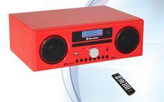 Roadstar Management SA - HRA-9D+BT-Laquered Radios, Audio Speakers, Speaker System, Consumer Electronics, Management