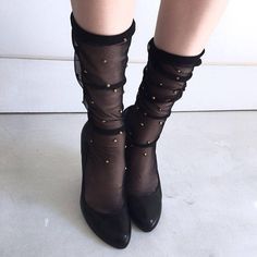 Tulle socks socks nylon tulle socks fishnets clothes