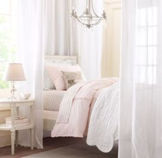 European Rosette Lattice Sheet Set | Sheet Sets | Restoration Hardware Baby & Child