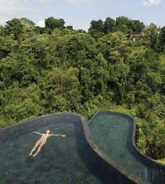 Ubdub Hanging Gardens Hotel in Bali - Indonesia