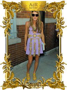 Iconic looks Anna Dello Russo