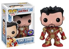 *Pop! Marvel - Iron Man 3 - Tony Stark