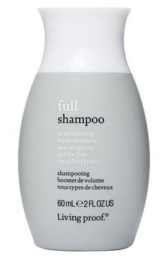 Living proof® 'Full' Body Boosting Shampoo for All Hair Types (2 oz.) available at #Nordstrom