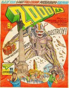 Robot - Destroy - 1977