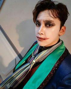 [#MAP6 #HAPPY_HALLOWEEN] why so serious?????