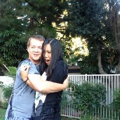 Jason Earles And His Girlfriend Do The ALS Ice Bucket Challenge