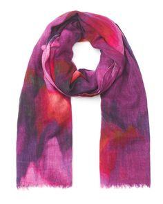 d72b41150ef Jewel Print Scarf bright colours - just how I like it  JIGSAWAW14 Beautiful  Outfits