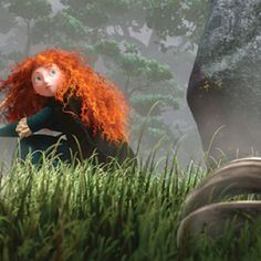 Brave This movie is awesome! A must see for moms and daughters who don't quite see eye to eye.