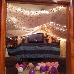 Sleepover Party Tent