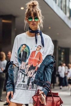 I adore the street style