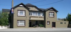 Omakau Commercial Hotel, Omakau.  Refurbished rooms with historical features. Accommodation and meals. http://www.centralotagonz.com/omakau