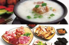 Cantonese pork porridge recipe