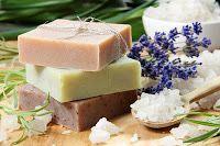 U Tří lilií: Výroba mýdla... Aneb expresní návod na to, jak vyr...