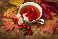Šípkový čaj s barvou zapadajícího slunce a vůní teplých dní v zimě zahřeje a posilní. Ještě více blahodárných látek tělu dodá macerát, šípky luhované za studena.