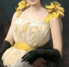 ~ Raimundo de Madrazo y Garreta ~  (Spanish, 1841 - 1920)