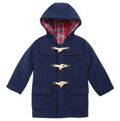 Duffle Coat- great classic for boys and girls