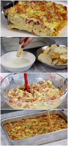 Potluck Desserts, Pizza And More, Vegan Recipes, Cooking Recipes, Good Food, Yummy Food, Salty Foods, Portuguese Recipes, Light Recipes