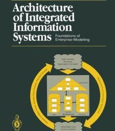 Architecture Of Integrated Information Systems: Foundations Of Enterprise Modelling PDF