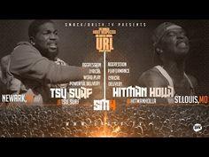 TSU SURF VS HITMAN HOLLA SMACK/ URL (GRUDGE MATCH) - #THISIS80