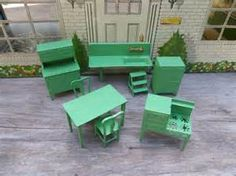 tootsie town dollhouse furniture - Bing images