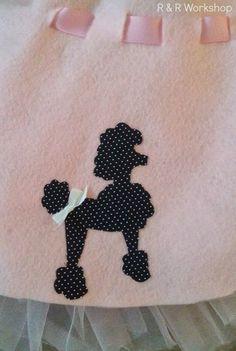 R & R Workshop: No-Sew Poodle Skirt