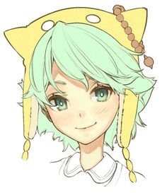 Shallotte Face from Atelier Shallie Plus: Alchemists of the Dusk Sea