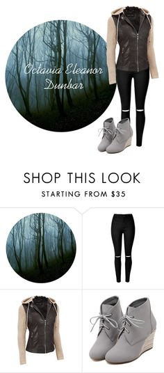 """""""Teen Wolf    prp"""" by gabbyfangirl ❤ liked on Polyvore featuring Black Rivet, WithChic, women's clothing, women, female, woman, misses and juniors"""