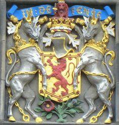 Edinburgh, Scotland - Coat of Arms