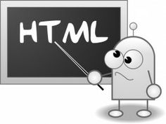 HTML is a markup language. HTML is used to mark up a text document, just as a newspaper editor would do with a pencil. The marks used by the editor indicate which format should be used when printing the marked text.