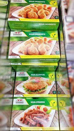Vegane Küche - vegan kochen ist nicht schwer: vegane Produkte bei Netto