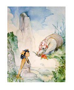The Art Of Animation, Megu's Husbando