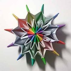 折り紙で動く花火の折り方!意外と簡単な作り方を紹介♪ | セツの折り紙処