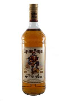 Captain Morgan Spiced Gold / 35% vol (1L)