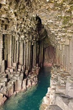 Fingal's Cave, Scottland amazing-planet