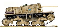"Engines of the Wehrmacht - ""Semovente da 47_32"", Light Italian Self-Propelled Gun"