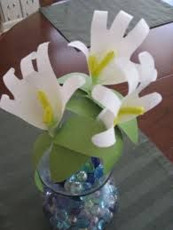 Image result for construction paper flowers for kids