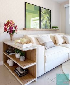 DIY Shelves: Tips Techniques Every Woodworker Should Kno – Modells. Decor, Living Dining Room, Sala, Furniture, Home Decor, Blue And Yellow Living Room, Room Decor, Apartment Decor, Home Deco