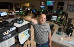 Ham radio volunteers behind weather warning system - By Andy Rosen Globe Staff  October 04, 2015