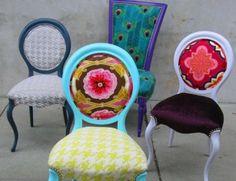 zijn niet mooi gepimpt, maar ik zou graag willen weten waar ik deze stoelen kan vinden, om ze zelf te pimpen!