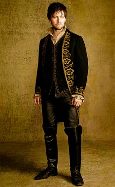 Season 2 Promotional Photos: Sebastian.
