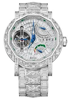 Diamond MasterGraff Tourbillon