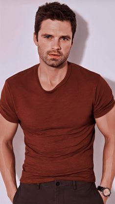 Sebastian Stan, Bucky Barnes Aesthetic, Winter Soldier Bucky, Marvel Photo, Avengers Cast, Man Thing Marvel, Marvel Actors, Cute Actors, Beautiful Boys