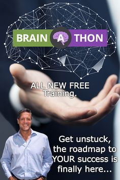 If you spend one Saturday at The 6th Annual Live #BrainAThon, you could spend the rest of your life living in financial freedom. http://www.myneurogym.com/go/?p=MBALZANI&w=LBAT2017REG