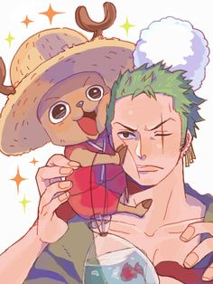 Luffy is the Man Who Will Become Pirate King!