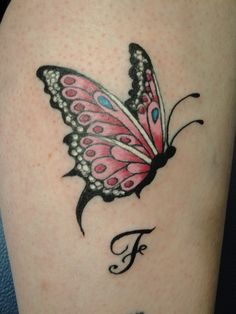 My mom always wanted a butterfly tat ,this I would get in honor of her ! I love you mom!
