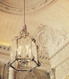 Paris chandelier by doris